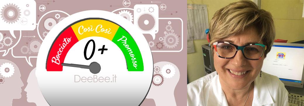 Open source e diabete. «Il mio voto? Zero più...», prof.ssa Ivana Rabbone