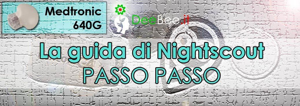 Installazione di Nightscout per Medtronic 670G e 640G. La guida italiana ufficiale gratuita, passo passo: step 1