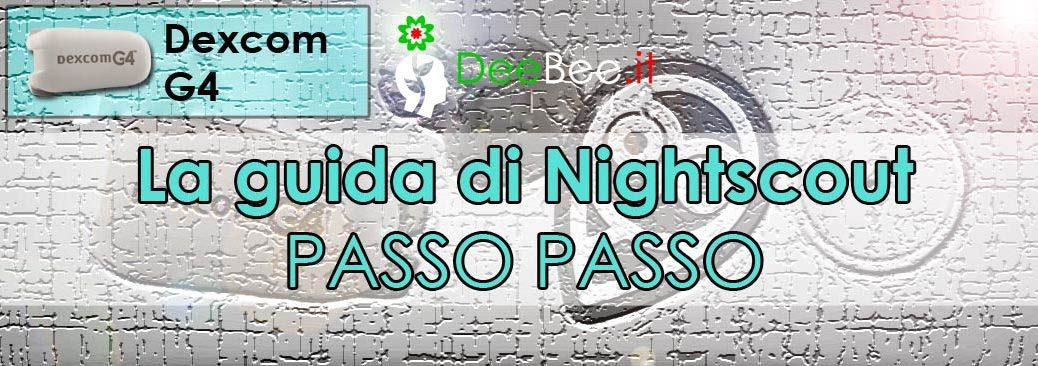 Installazione di Nightscout per Dexcom G4. La guida italiana ufficiale, gratuita, passo passo: step 1