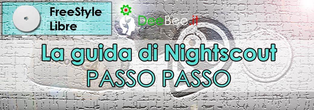 Installazione di Nightscout per FreeStyle Libre. La guida italiana ufficiale gratuita, passo passo: step 1