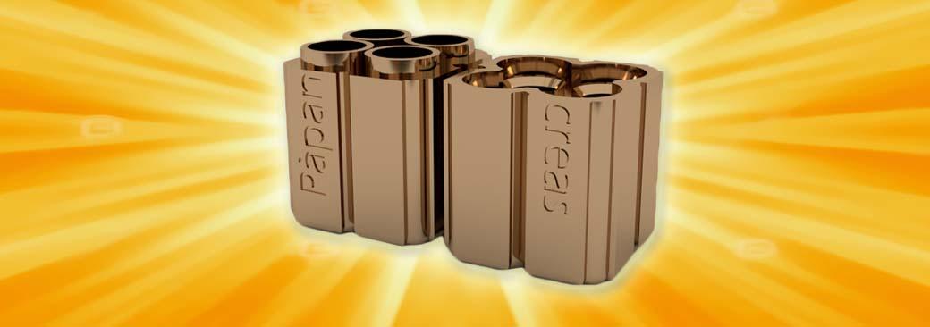 Papàncreas Container - Diminuisci le microbolle del microinfusore con le cartucce preriempite