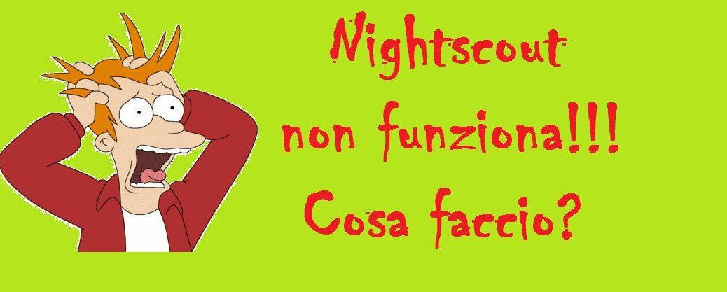 Nightscout non funziona!!! Cosa faccio?