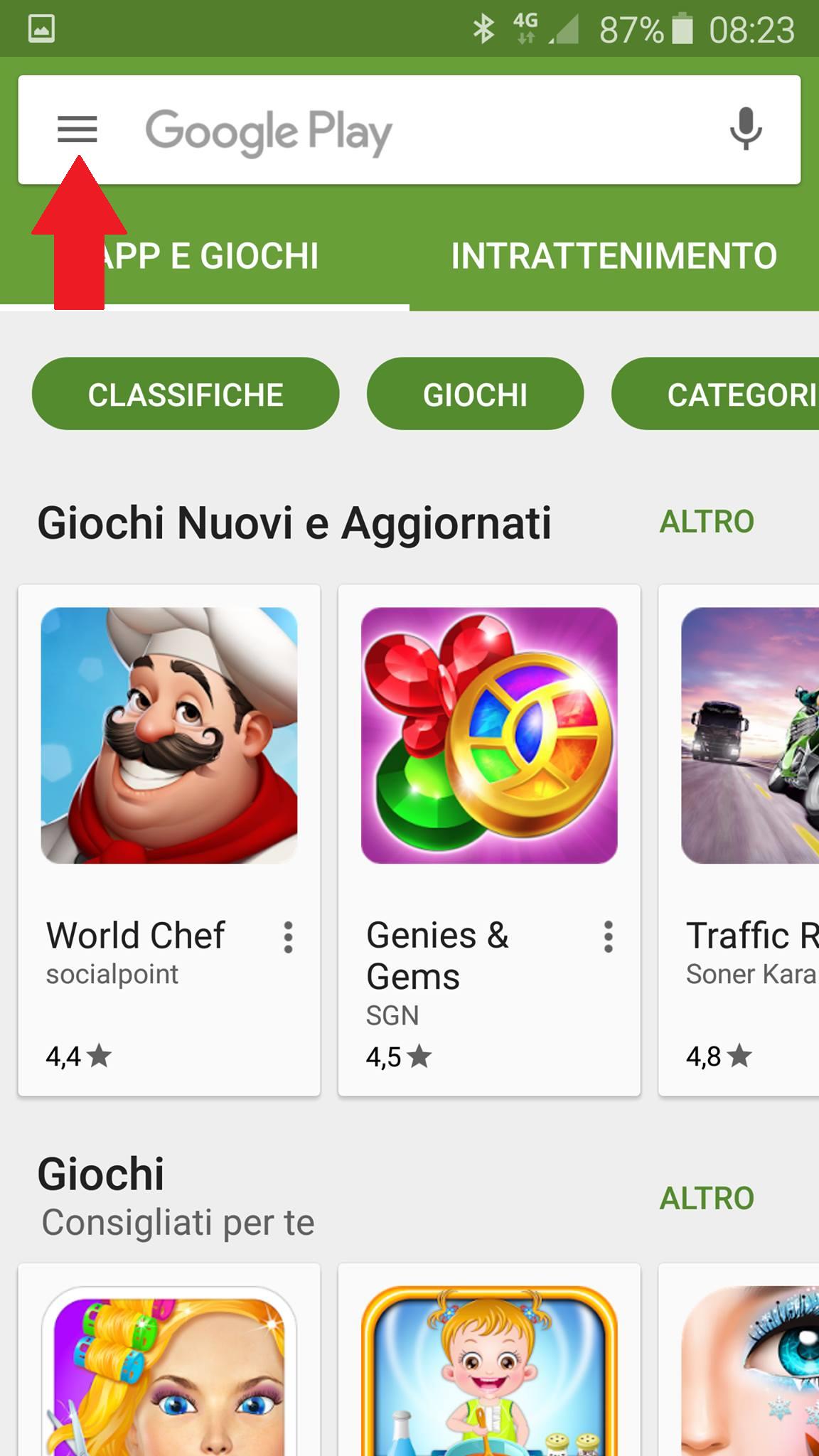 playstore_impostazioni