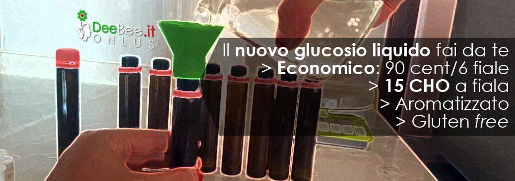 GlucoDeeBee 15 – La soluzione concentrata di glucosio, fai da te (ricetta)