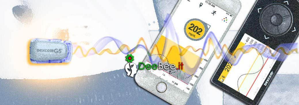Ci siamo! Il Dexcom G5 è prescrivibile in Italia