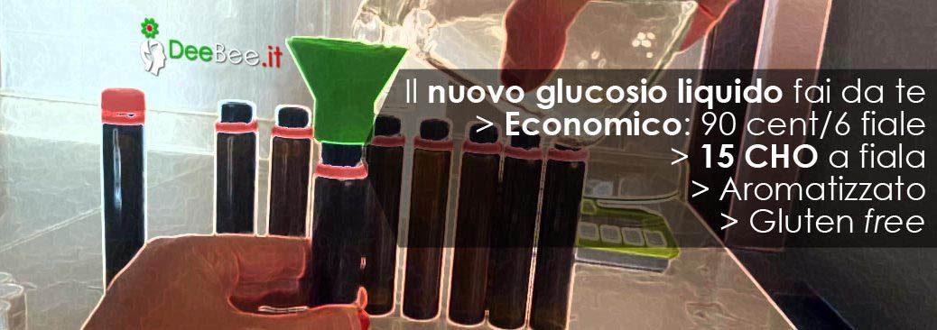 GlucoDeeBee 15 – La soluzione concentrata di glucosio, fai da te (con nuova ricetta dinamica!)