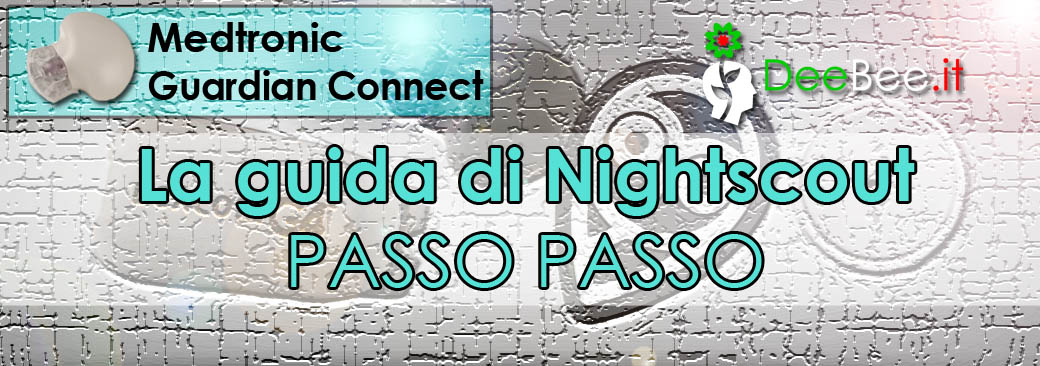 nightscout - la guida Guardian Connect
