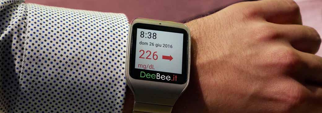 smartwatch glimp