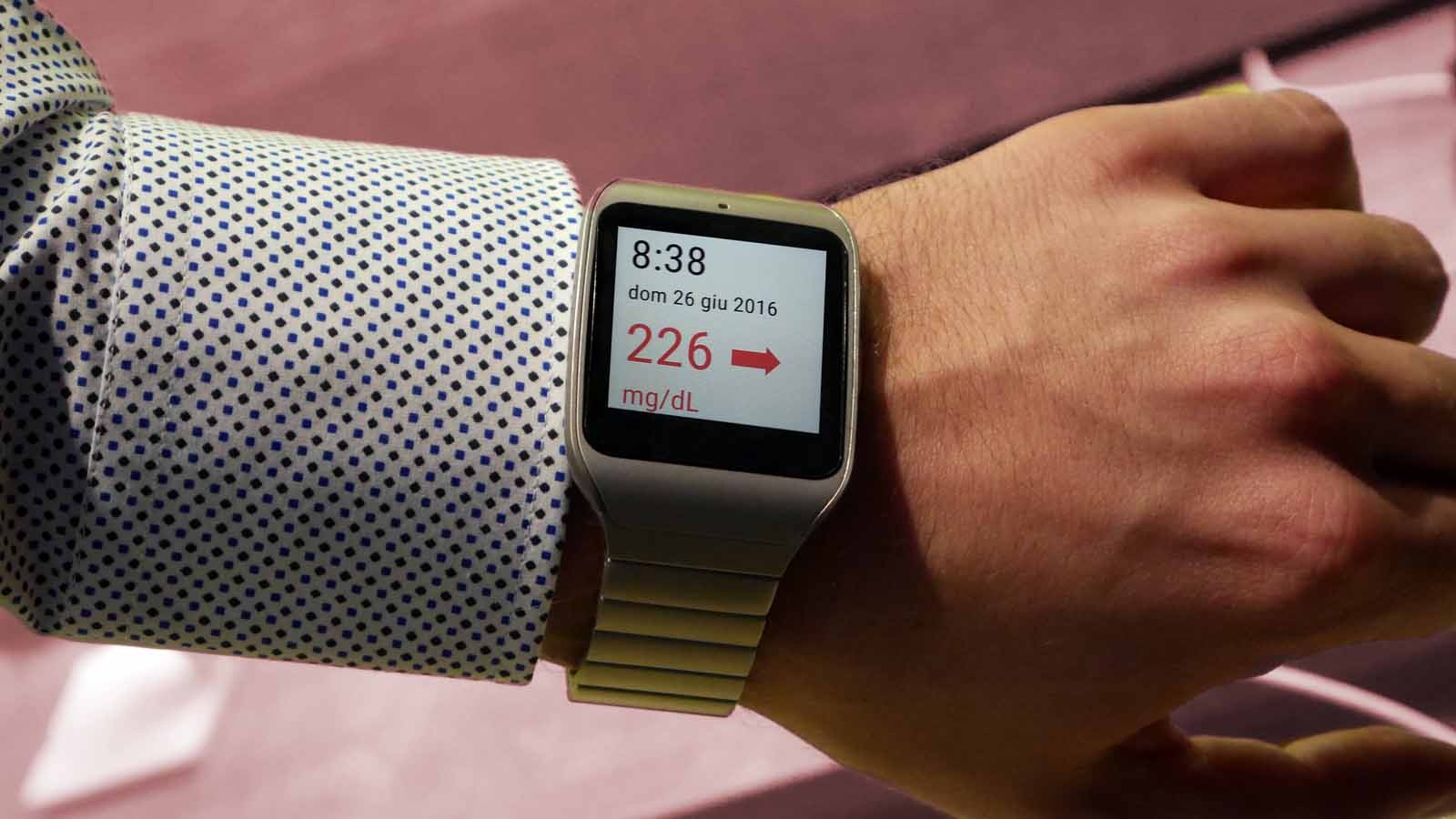 Leggere il FreeStyle Libre con lo smartwatch - DeeBee it
