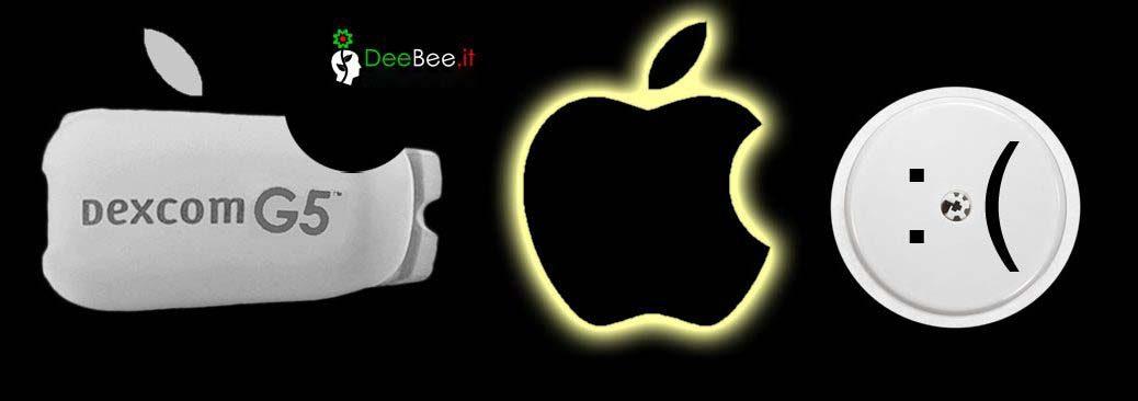 Apple strizza l'occhio al Dexcom G5 (e si dimentica di FreeStyle Libre)