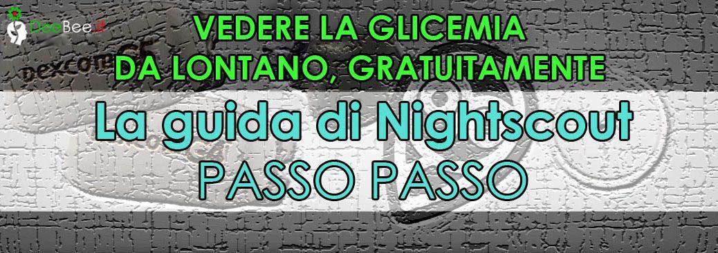 Installazione di Nightscout: la guida italiana ufficiale gratuita, passo passo