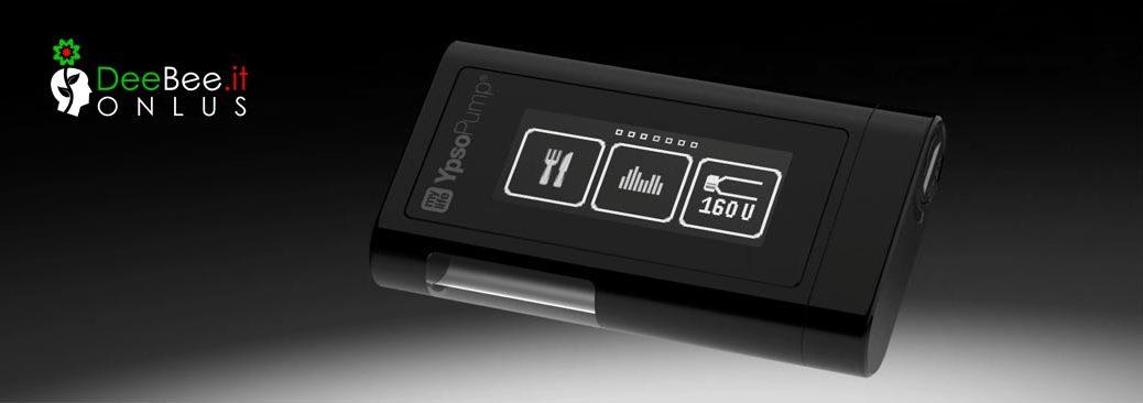 YpsoPump, il nuovo microinfusore leggero e con cartucce preriempite
