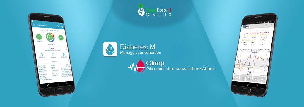 Glimp è sempre più interconnesso: oggi è il turno di Diabetes:M (scarica la versione beta)