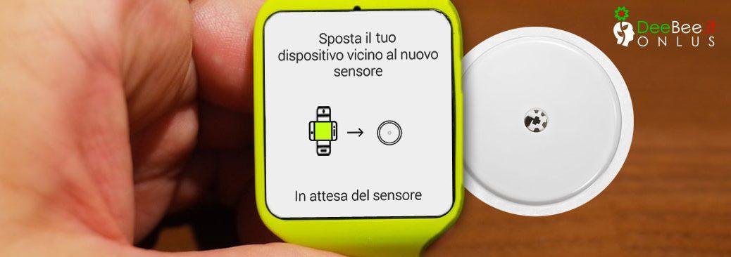 """Attivare il Libre con l'orologio? Da oggi si può (scarica qui l'app """"Glimp S"""" in versione beta)"""