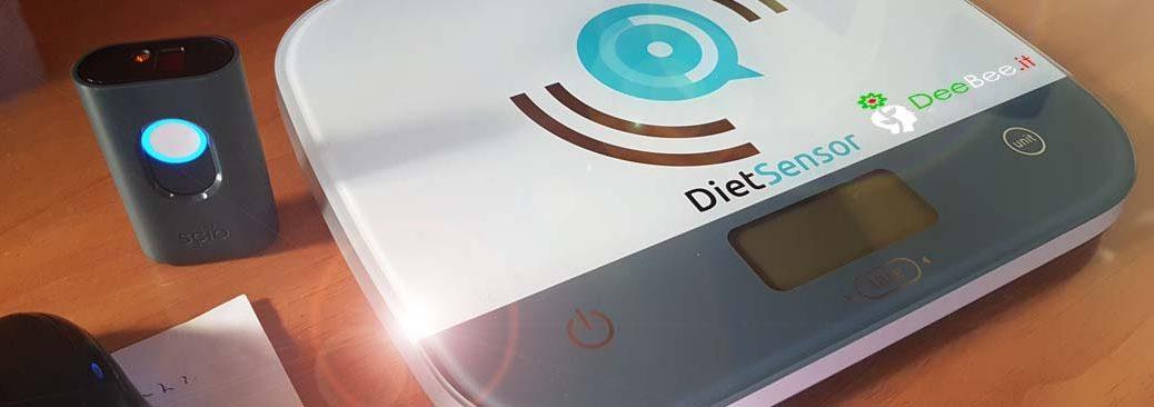 SCiO e DietSensor: scanner molecolare e bilancia bluetooth per la prima volta insieme in Italia (seconda parte)
