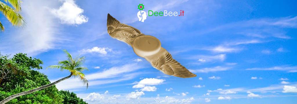 DeeBee ha messo le aaaaaaali! (al BluCon Viaggiatore)