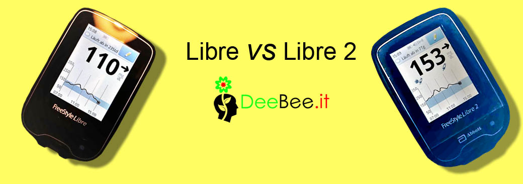 FreeStyle Libre 2 vs FreeStyle Libre