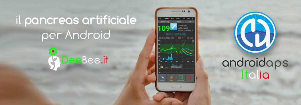 Sistemi non ufficiali. Arriva la community italiana del Pancreas Artificiale fai-da-te: AndroidAPS