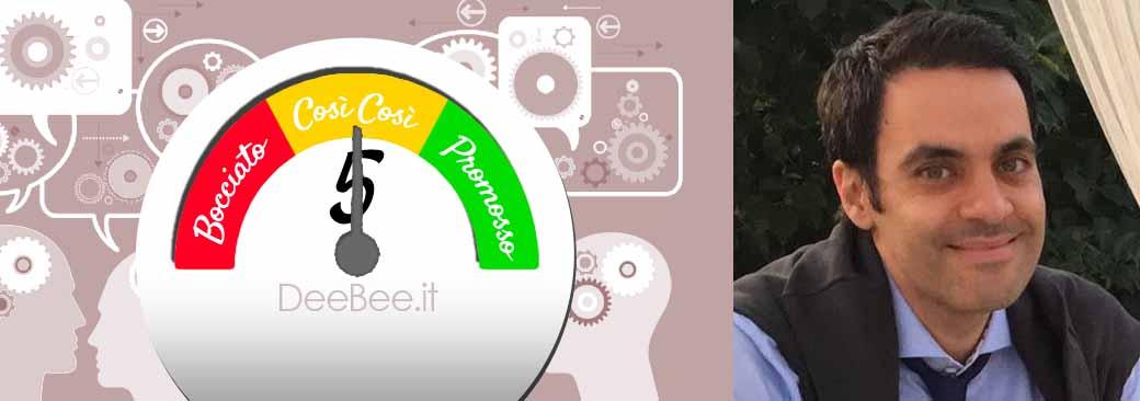 Open source e diabete. «Il mio voto? Cinque...», dott. Giulio Maltoni