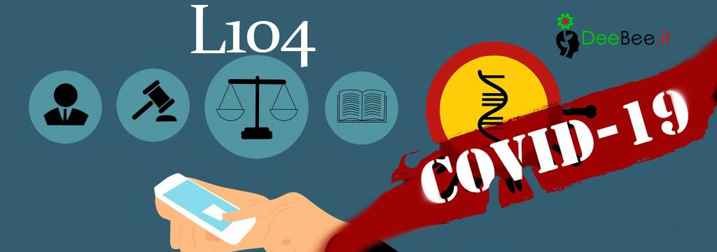 Coronavirus e diabete: come cambia la Legge 104