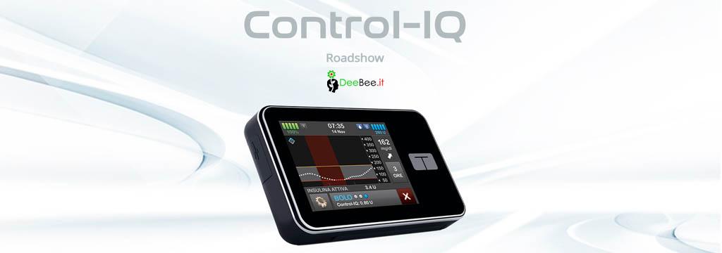 Tandem t:slim X2 Control IQ – Road Show organizzato da Movi