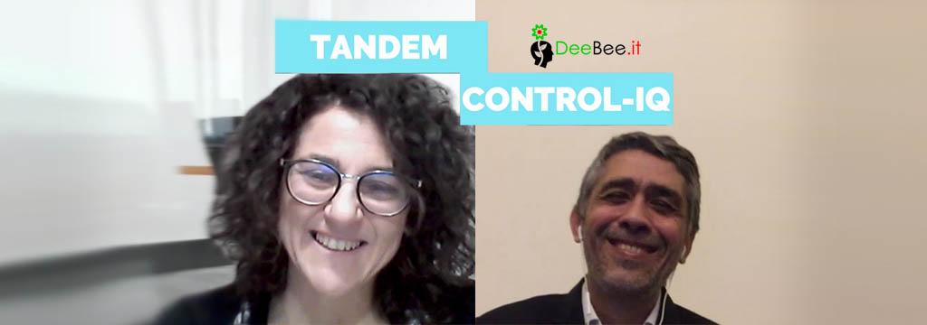Microinfusore Tandem t:slim X2 con Control-IQ (video)