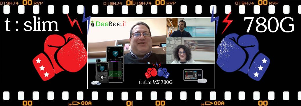 Tandem Control-IQ vs Medtronic 780G (video)